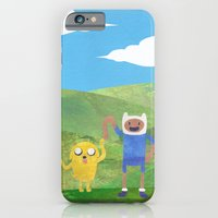Finn And Jake! iPhone 6 Slim Case