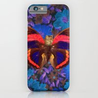 iPhone & iPod Case featuring Caterflies by Paula Morales