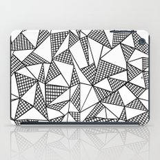 Abstraction Partial Grid iPad Case