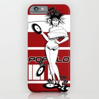 It's The Logo - Full Blood Edition iPhone 6 Slim Case