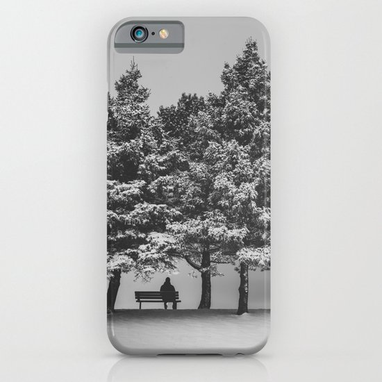 Winter Solitude iPhone & iPod Case