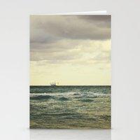 Barge Stationery Cards