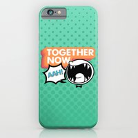Together Now... AAH! iPhone 6 Slim Case