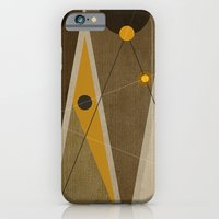 iPhone & iPod Case featuring Geometric/Abstract 1 by ViviGonzalezArt