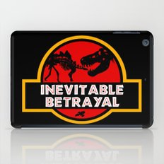 Jurassic Betrayal iPad Case