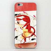 Valentine Dance Macabre Tango iPhone & iPod Skin