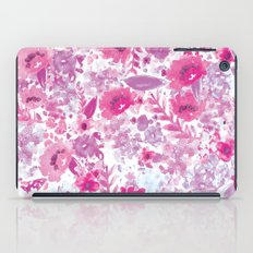 Floral Fuchsia iPad Case