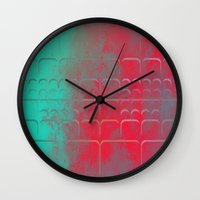 Take me to a  horror movie Wall Clock