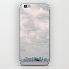 Boston Harbor iPhone & iPod Skin