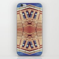 Building Center iPhone & iPod Skin
