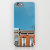Federal Hill Homes iPhone 6 Slim Case