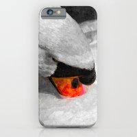 The Proud Swan Art iPhone 6 Slim Case