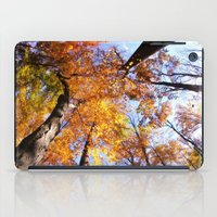 Autumn Sky iPad Case