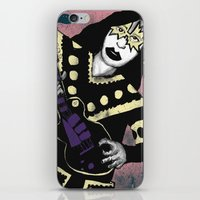 Poster The Great Ace Fre… iPhone & iPod Skin