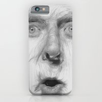 iPhone & iPod Case featuring fear by Dimitris Evagelou