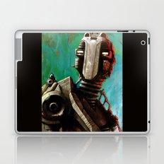 Twin #1 Robot Laptop & iPad Skin