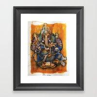 430923 Framed Art Print