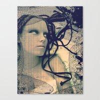 Fly Breaker Canvas Print