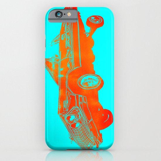 Orange Lowrider iPhone & iPod Case