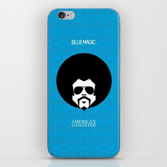BlueMagic iPhone & iPod Skin
