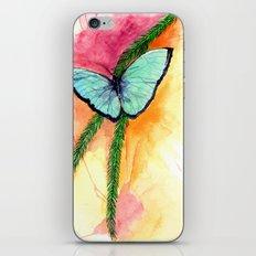 patience iPhone & iPod Skin