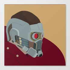 Starlord Canvas Print
