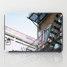 Fire Escape iPad Case
