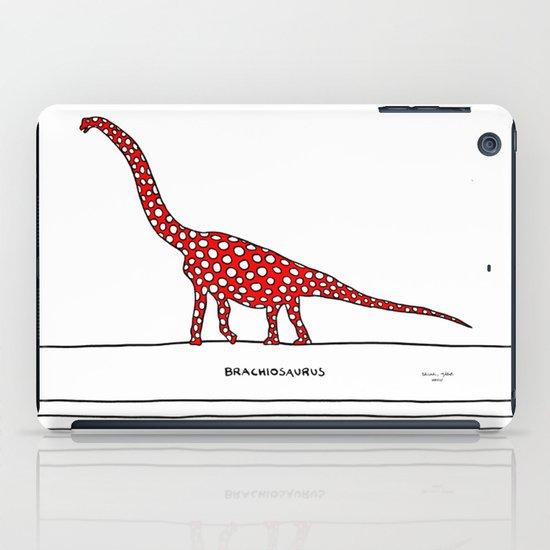 brachiosaurus iPad Case