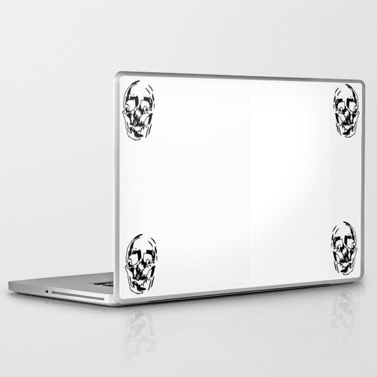skull 7 Laptop & iPad Skin