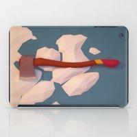 Axe iPad Case