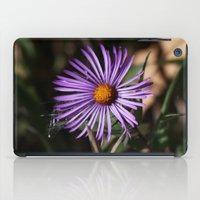 Purple Flower iPad Case