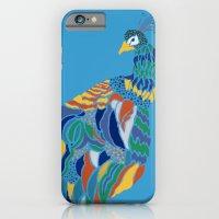 Pavo Cristatus iPhone 6 Slim Case