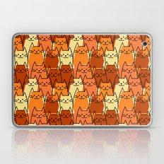 Post Modern Cats Laptop & iPad Skin