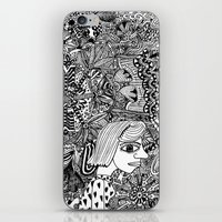 In The Middle Of It All iPhone & iPod Skin