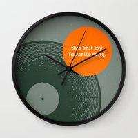 Favorite song. Wall Clock