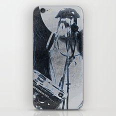 I EAT MUSIC - Surrealism | Abstract | Music Tape | Pop Art | Surrealism | Funny  iPhone & iPod Skin