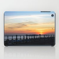Quiet Sunset iPad Case