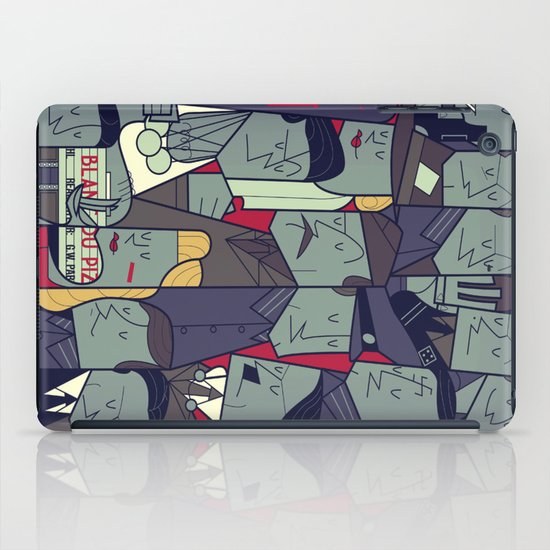 Inglourious Basterds iPad Case