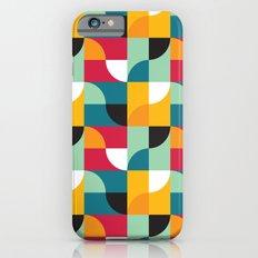 Squares & Curves iPhone 6 Slim Case