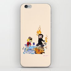 South Park :: Pip and Damien iPhone & iPod Skin