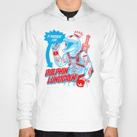 A Juicebox For Dolphin L… Hoody