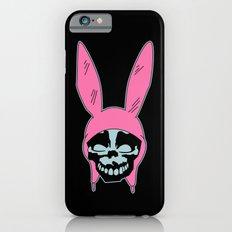 Grey Rabbit/Pink Ears Slim Case iPhone 6s