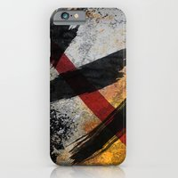 iPhone & iPod Case featuring The Scar by Shadorma