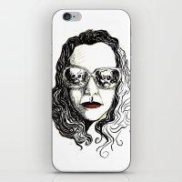 Cretina Safada Da Boca V… iPhone & iPod Skin