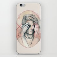 14/02 : Love is a blind iPhone & iPod Skin