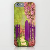 Secret garden iPhone 6 Slim Case