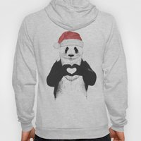 Santa panda Hoody