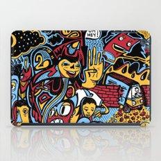 Doodle50 iPad Case