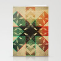 Technicolor Dream-o-Scop… Stationery Cards