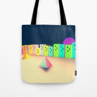 Upe Place Tote Bag